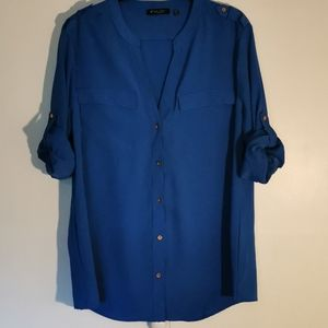 🔥 2 for $20 - Fylo blouse, size L